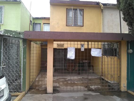 Casa En Venta A 5 Minutos De Metro Ciudad Azteca