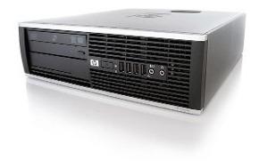 Computador Hp Compaq 6000 Pro At491av#239 Windows Pro