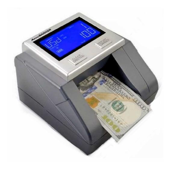 Accubanker D585 Detector Inalámbrico De Dólares/euros /gbp