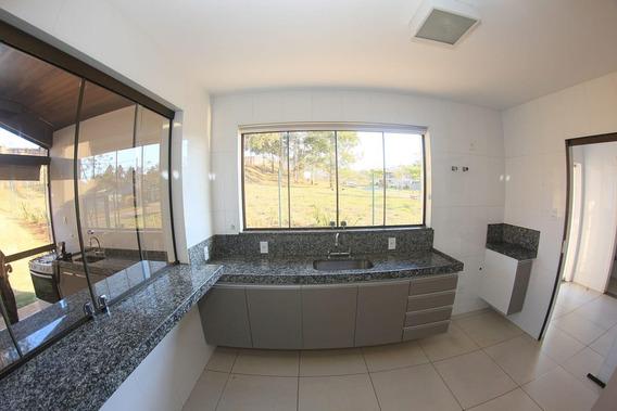 Casa À Venda, 4 Quartos, 2 Suítes, Num Dos Residenciais Mais Valorizados Do Alphaville Lagoa Dos Ingleses - 694