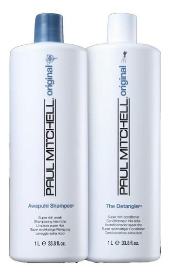 Shampoo Paul Mitchell Awapuhi+ Cond The Detangler 1 L+ Brind
