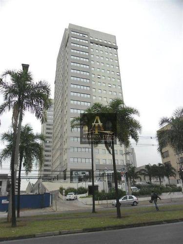 Imagem 1 de 30 de Ótima Sala Comercial Com 60 M² Excelente Localização Em Alphaville - Confira! - Sa0609