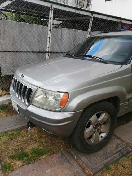 Jeep Grand Cherokee Limited V8 Quadra Drive 4x4 At 2001