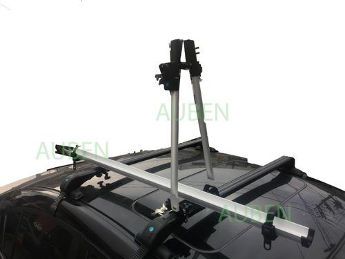 Portabicicletas De Techo Con Llave Para Vehiculos