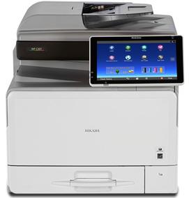 Impressora Multifuncional Laser Color Ricoh Mp C307