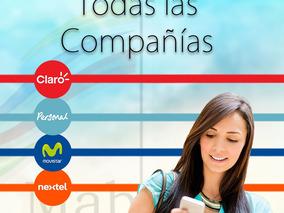 Gana Hasta 6,5% Distibuidor Carga Virtual Mab Todo El País!!