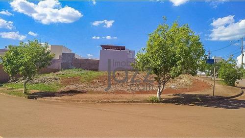 Lindo Terreno À Venda, 615 M² Por R$ 450.000 - Jardim Souza Queiroz - Santa Bárbara D'oeste/sp - Te2946