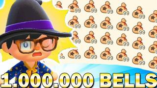 Animal Crossing New Horizons - Venta De Dinero- 1 Millon