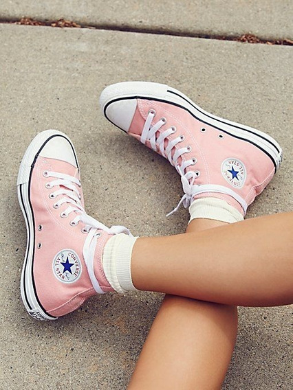 Tênis All Star Converse Couro Chuck Taylor
