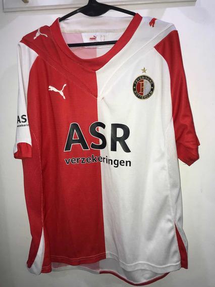 Camiseta Del Feyenoord Puma 9 Pelle