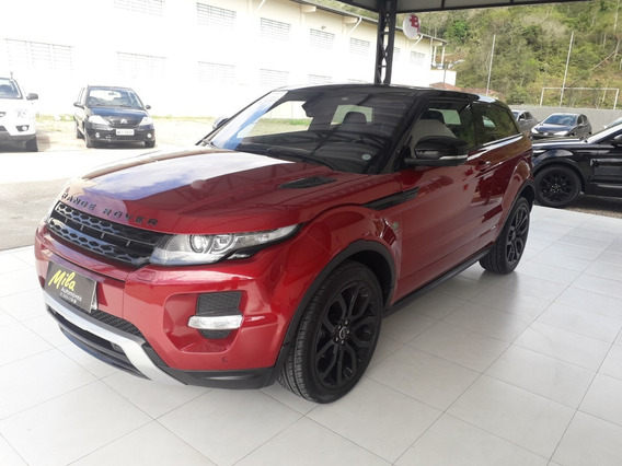 Evoque Dynamic Coupe 3 Portas