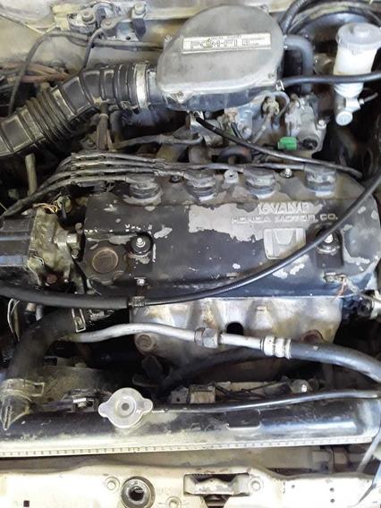 Honda Civi Haipa Dorado Color Oro Del Año 1990 Mecanico