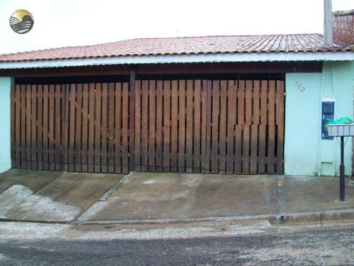 Casa Com 3 Dormitórios À Venda, 186 M² Por R$ 500.000,00 - Jardim Perola - Itupeva/sp - Ca0374