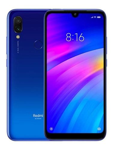 Xiaomi Redmi 7 Dual SIM 32 GB azul-cometa 3 GB RAM | Mercado Livre