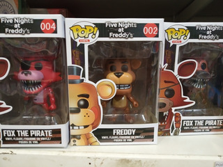 Funko Pop Five Night Ay Freddy,s Nightmare Bootleg Baratos