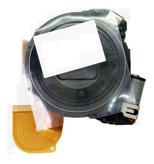 Bloco Otico Camera Sony Dsc-w690 Black