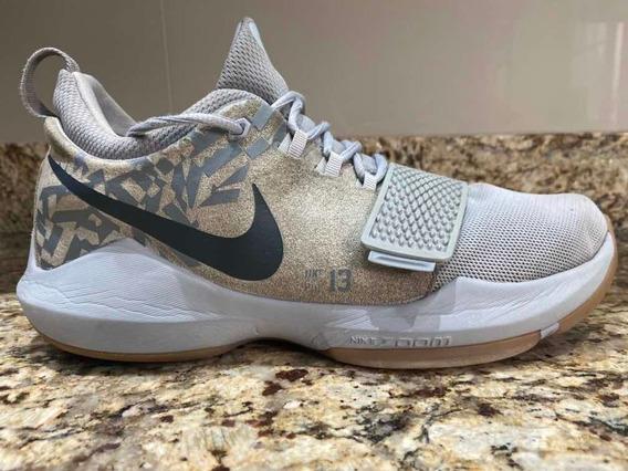 Nike - Paul George P1 Grises
