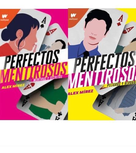 Imagen 1 de 1 de Perfectos Mentirosos  -#1 Y #2- Alex Mirez.