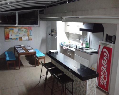 Casa Em Condomínio 3 Suítes, 2 Salas, 2 Vagas, 180,00 M2 - Parada Inglesa - V1468 - 2880367
