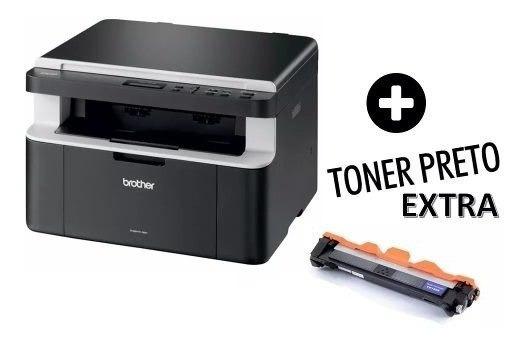 Multifuncional Laser Brother Toner Extra Dcp1617nw C/