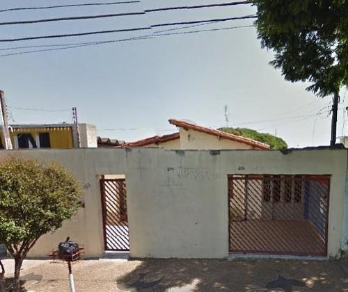 Casa  Residencial À Venda, Vila Valle, Sumaré. - Ca1255