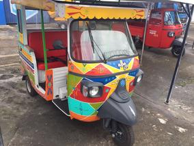 Motocarro Pasajeros Tipo Chiva