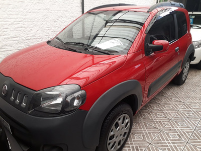 Fiat Uno 1.0 Evo Way 8v Flex 2p Manual