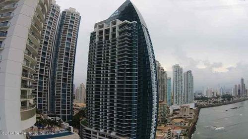 Imagen 1 de 14 de Venta De Apartamento De 155 M2 En Ph Grand Tower 17-3165
