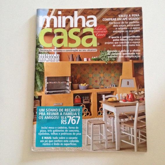 Revista Minha Casa N61 Maio2015 Recanto P/ Reunir Família C2