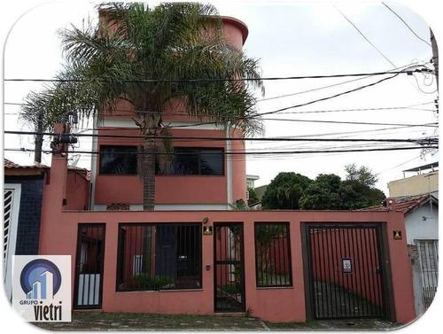 Prédio Para Alugar, 600 M² Por R$ 15.000/mês - Vila Maria Alta - São Paulo/sp - Pr0097