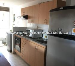 Apartamento Amoblado Alquiler Poblado Cod:10551