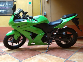 Kawasaki Ninja 250cc 2008