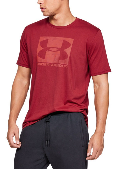 Remera Under Armour Boxed Hombre