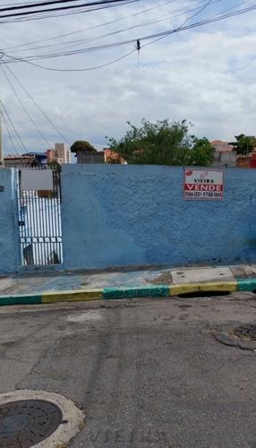 Casa Antiga, Vale O Terreno!!! - 2580-1