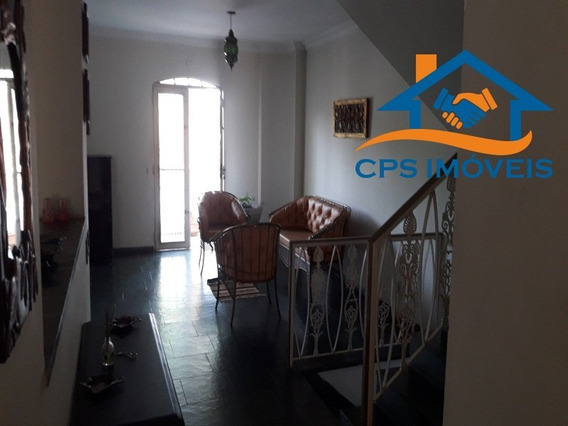 Casa Para Venda À 100 Metros Da Lagoa Do Taquaral; - Ca00254 - 34480383