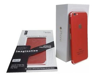 Kit 10 Película Skin Color Envelopamento iPhone