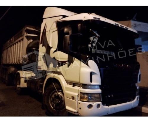Imagem 1 de 13 de Caminhão Scania P 340 - 4x2 T