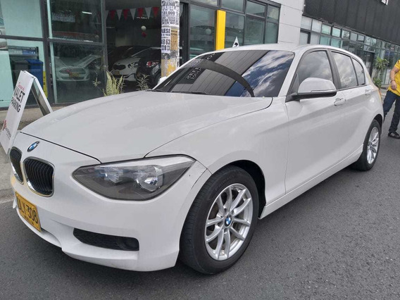 Bmw 116i 2012 Cc 1.6 Automatico Original Perfecto Estado