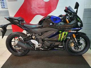 Yamaha Yzf R3 Abs Monster