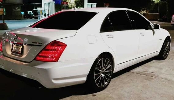 Mercedes-benz Clase S S550