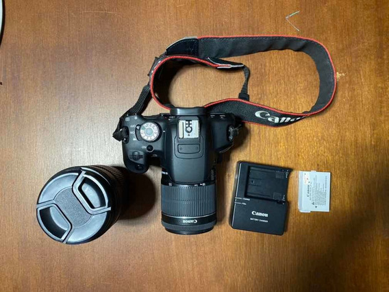 Canon T5i Lente Kit + 18-135mm