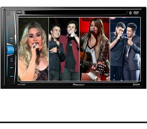 Pendrive Video Clipes E Com 570 Clips De Música Pro Multimíd