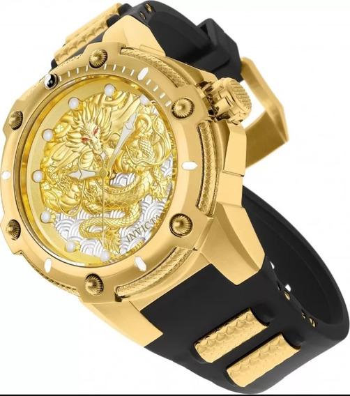 Relógio Invicta Dragon Automático 25777 Original Lançamento