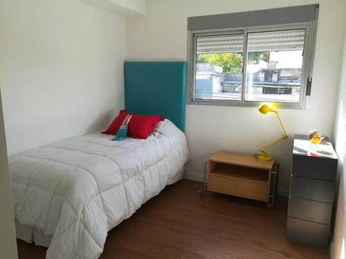 Unión- Dos Dormitorios Y Garaje A Estrenar
