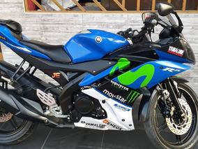 Yamaha R15 2016 A Credito