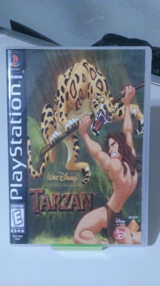 Jogo Tarzan Ps1 ( Patch ) Novo