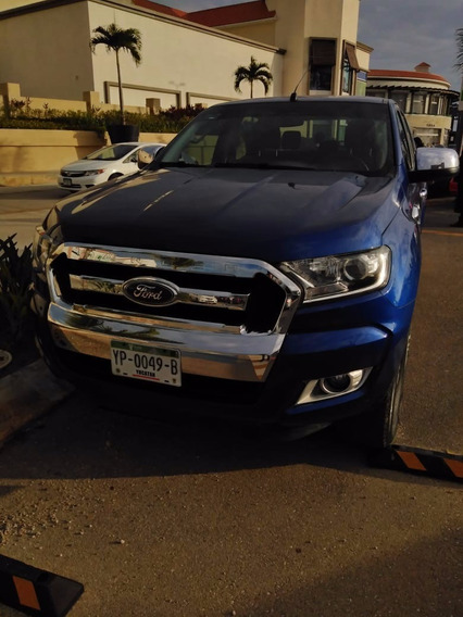 Ford Ranger Doble Cabina Xlt 2018 Estandar