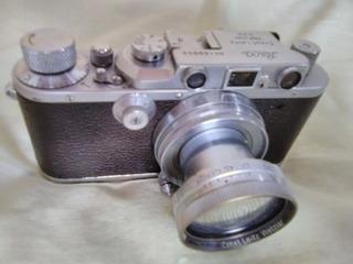 Camara Leica Iiia 1935