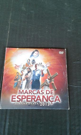 Dvd Marcas De Esperança Semana Santa 2013