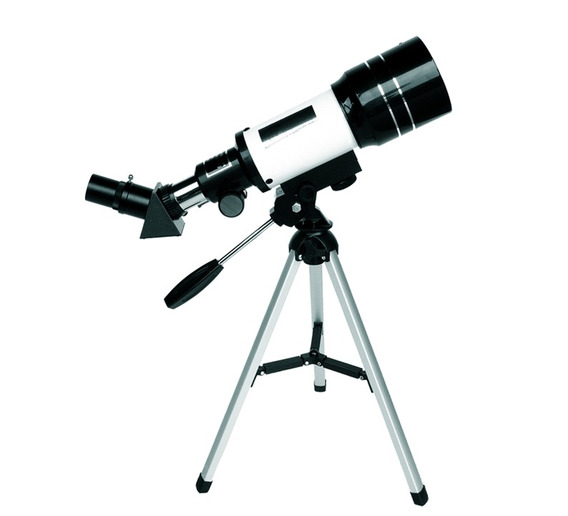 Telescópio Astronômico 70mm Com Tripé F300 70m Csr F30070m